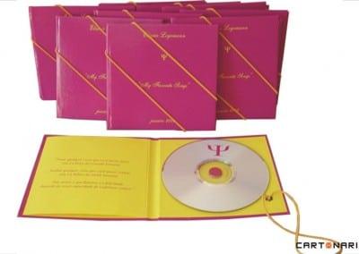 Lembrança de aniversário (porta CD ou DVD [PC004]