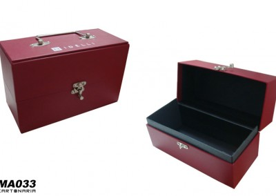 Idelli (maleta para amostras de madeira) [MA033]
