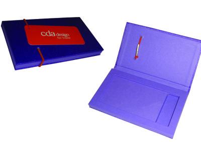 CDA Design (caixa para pendrive e cartao) [PT172]