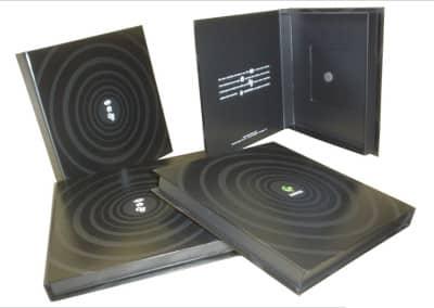 Nova Centro (caixa para CD ou DVD) [PA065]