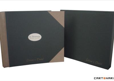 La Hacienda (Album de fotografias de casamento) [AC020]