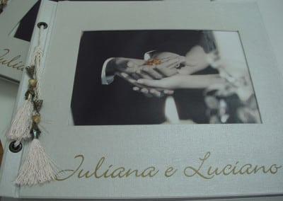 Album de fotografias de casamento [AC092]