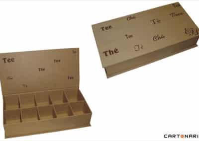 Caixa de chá [PA005]