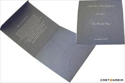 Lembrança de festa (porta CD dobravel) [PC023]
