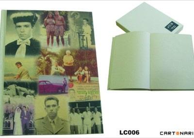 Livro de presença personalizado [LC006]