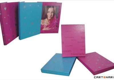Livro de presença personalizado [LP007]