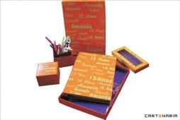 Livro de presença personalizado [LP019]