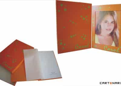 Livro de presença personalizado [LP026]