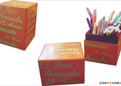 Porta lápis e canetas para eventos [ES012]