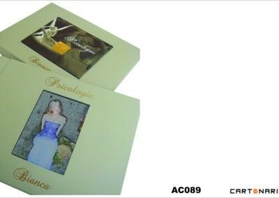 Album de fotografias de formatura [AC089]
