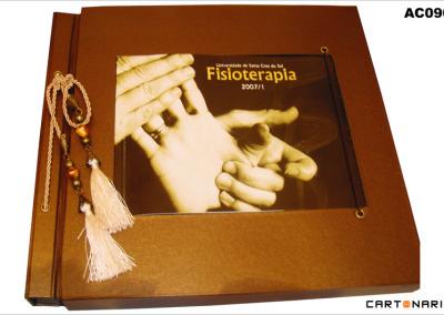 Album de fotografias de formatura [AC090]
