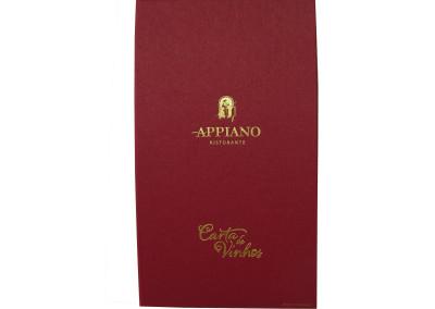 Appiano (carta de vinhos) [CD373]