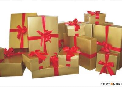 Caixas para decoração de loja [CA046]