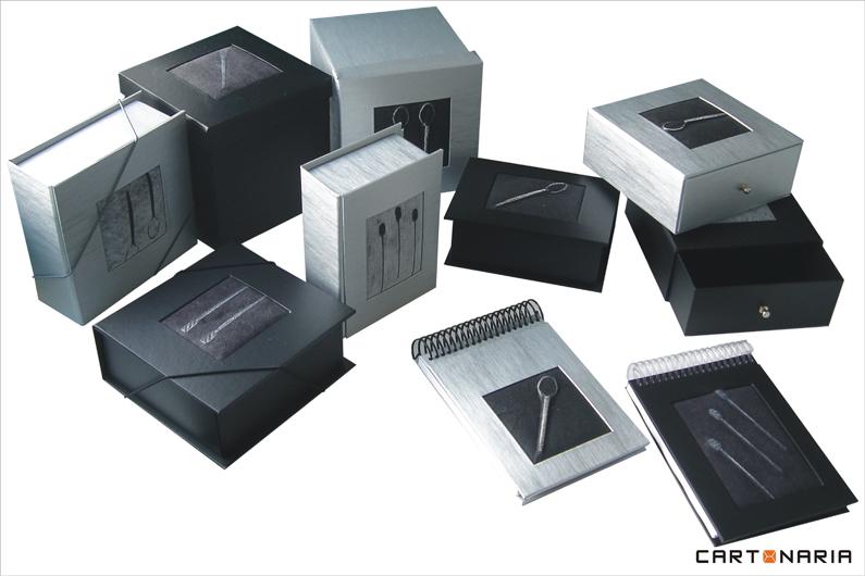 Caixas personalizadas com a arte do cliente [PA034]