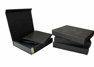 Green Sails (caixa para entrega de contrato de imóvel) [PT253]