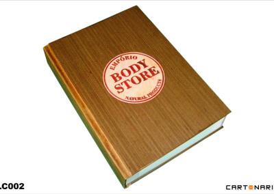 Livro costurado para a faculdade [LC002]