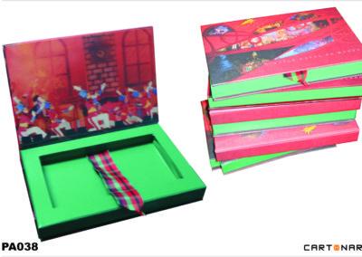 Natal Luz de Gramado (caixa para apresentação de projeto) [PT163]