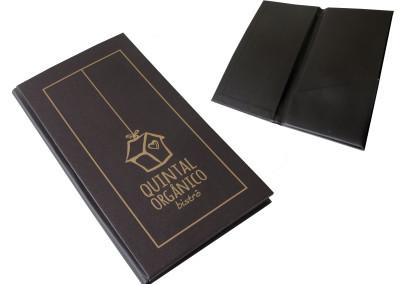 Quintal Orgânico (porta contas) [CD368]