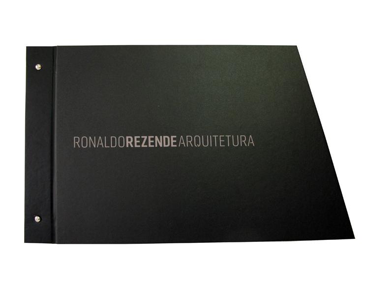 Ronaldo Resende (pasta de apresentação com formato especial) [CP110]
