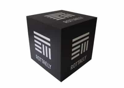 Rottaely (cubo para decoração) [OT049]