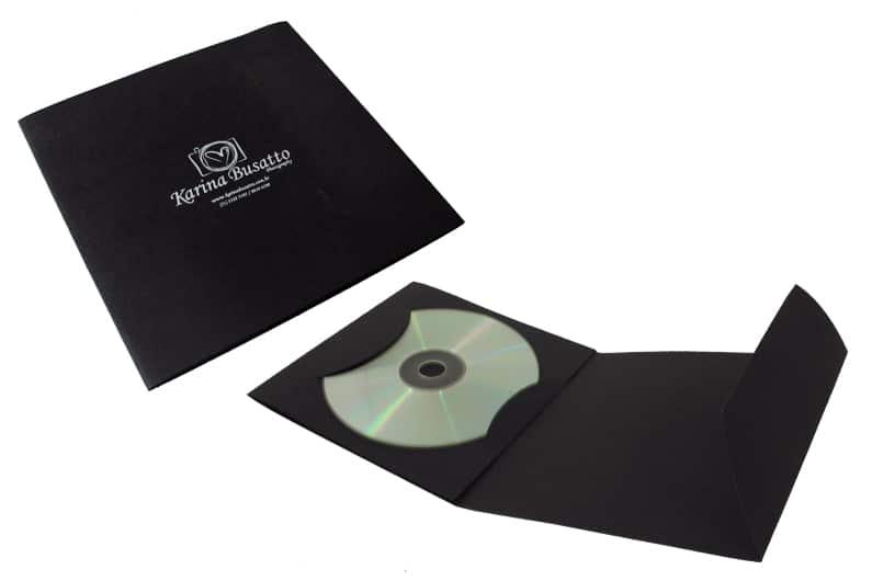 Karina Busatto (embalagem para Cd ou DVD) [PC015]
