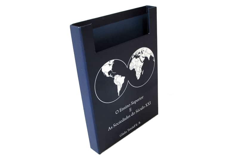 Luva para colocar anotações de livros [CA183]