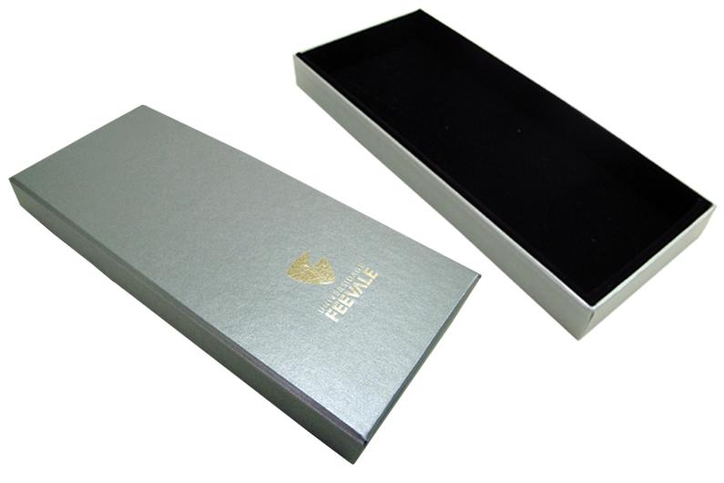 Universidade Feevale (caixa com veludo por dentro) [CA184]