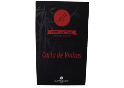 Yoi Yatai (carta de vinhos Sommelier) [CD379]