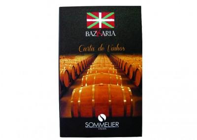 Baskaria (Carta de Vinhos Sommelier) [CD381]