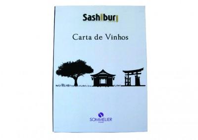 Sashiburi (Carta de Vinhos Sommelier) [CD382]