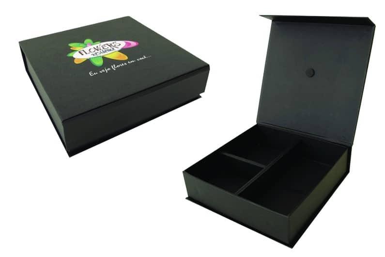 Flowers Residence (caixa para entrega de chaves de imóvel) [PA189]