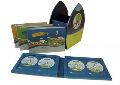 Aes Sul (entrega de relatório com ficharios e porta CD personalizados) [PC035]