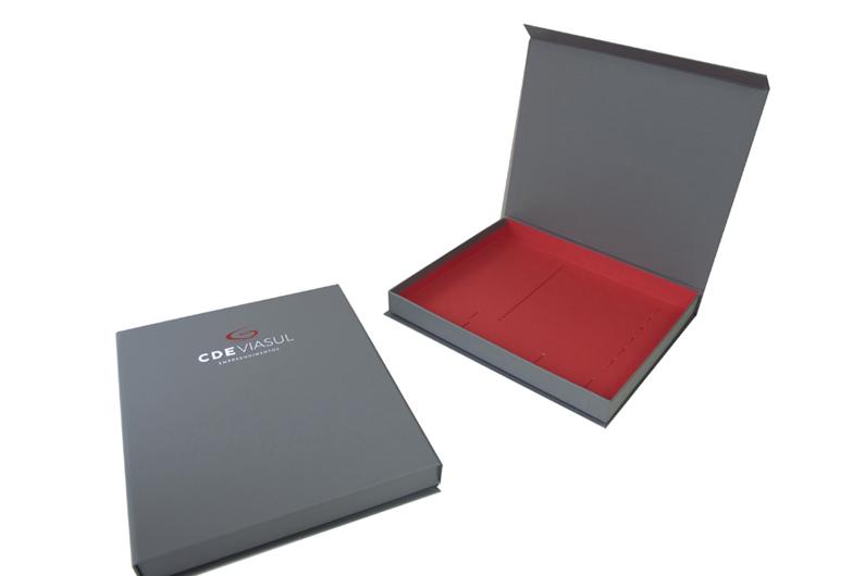 CDE Viasul (caixa para entrega de chaves de imóvel) [PA213]