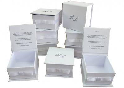 Caixa para presente de padrinhos e madrinhas [PA130]