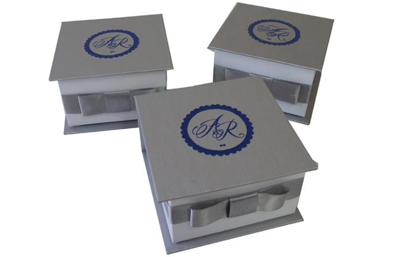 Caixa para presente de padrinhos e madrinhas [PA131]