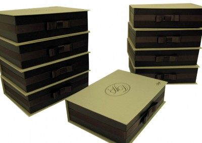 Caixa para presente de padrinhos e madrinhas [PA141]
