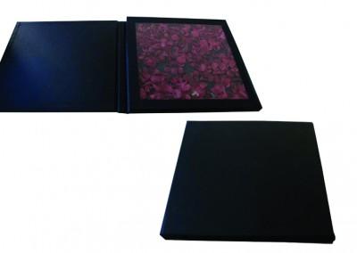 Convite com flores secas [CV001]