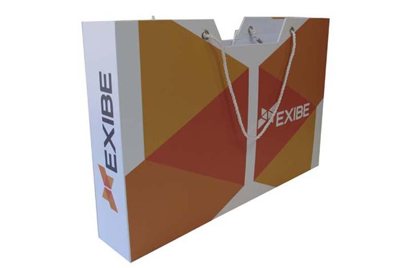 Exibe (sacola rigida) [OT047]