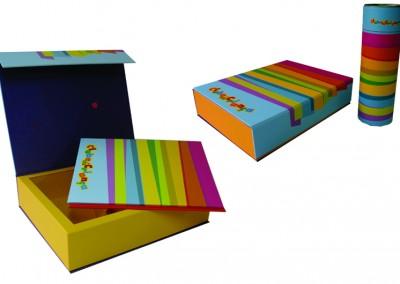 Intelecta (caixa de franquias do clube da Criança) [PT280]
