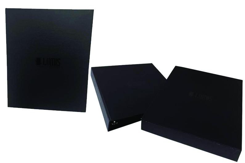 Lumis (fichario com luva) [CP136]