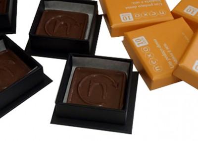 Nexo (caixa de brinde com chocolate) [CA196]