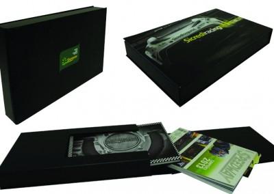 Pasta envelope para entrega de materiais [PE015]