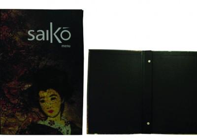 Saiko (cardapio) [CD406]