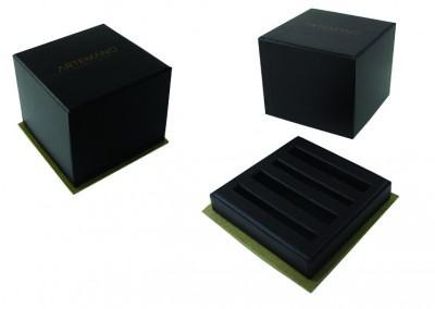 Artemano (caixa para exposição de pedras) [PT284]