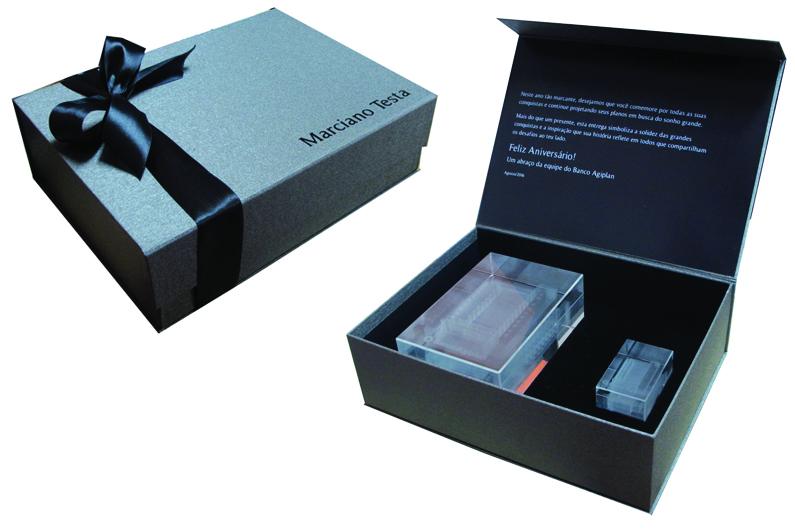 Agiplan (pesente de aniversário-caixa para cristais) [PT291]