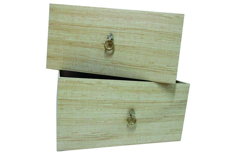 Caixa para closet com puxador especial [CA219]
