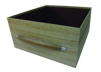 Caixa para nicho de closet com puxador especial [CA223]