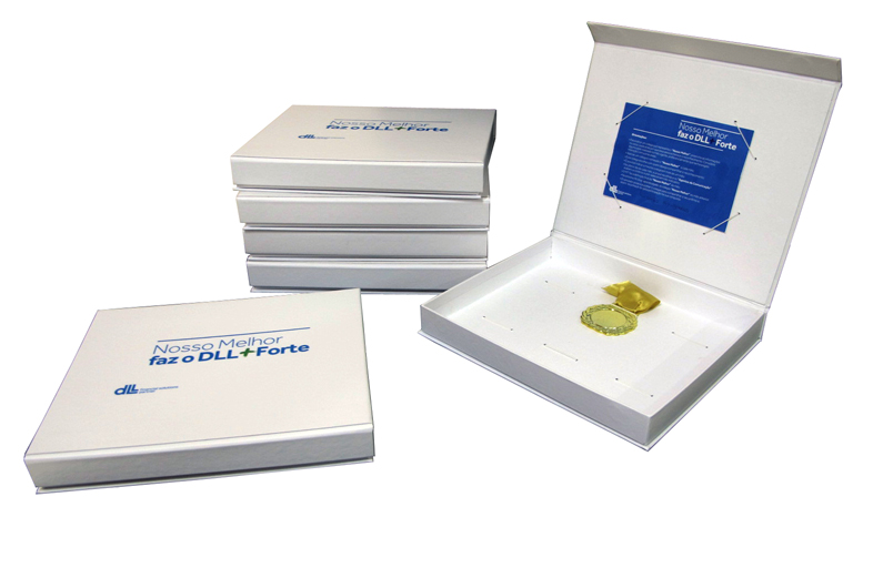 DLL (caixa para entrega de medalhas [PA227]