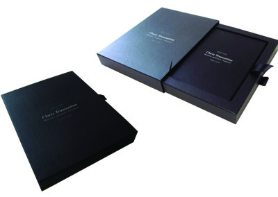 JWT (caixa gaveta para entrega de livro) [PT292]
