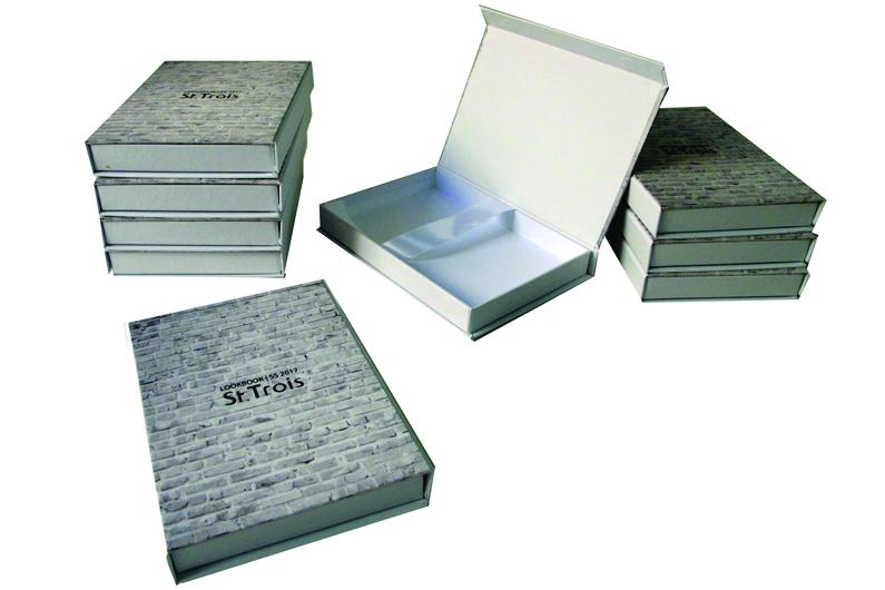 ST Trois (caixa para catálogo) [PA238]